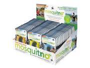 Mosquitno 71054 Citronella Wrist Band 54 Piece Assortment Large Small Sizes