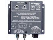 NewMar - LVD-24-50 - 24 VDC 50 Amps Low Voltage Disconnect (Negative Ground)