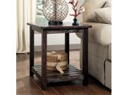 Rectangular End Table in Rustic Brown - Signature Design by Ashley Furniture