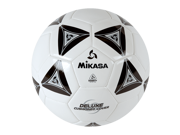 Soccer Ball by Mikasa Sports - SS Series Size 5, Black/White 9SIA3914ZU8942