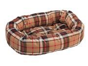 Bowsers 11724 - Donut Bed, Diam-micv - XX-Large - Kensington Plaid