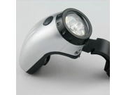 5 LED Bicycle Bike Cycling Head Light Front Lamp Torch Handlebar Bracket Mount 9SIV0E24097008