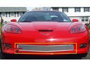 06-10 Chevy Corvette Z06 Bumper Stainless Mesh Grille Grill Insert