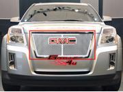 Fits 2010-2014 GMC Terrain Stainless Steel Mesh Grille Grill Insert # G76743T