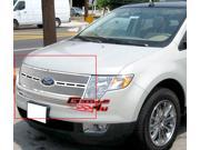 07 10 Ford Edge Stainless Steel Mesh Grille Grill Insert