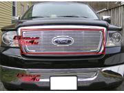 04-08 Ford F-150 Honeycomb Style Perimeter CNC Machine Cut Grille Grill Insert