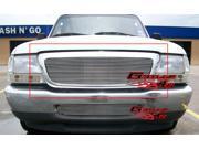 98-00 Ford Ranger Stainless Steel Billet Grille Grill Insert