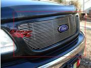 99-03 Ford F150/Lightning/Harley Davidson Billet Grille Grill Insert   # F65722A