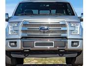 Fits 2015-2016 Ford F-150 Bumper Stainless Mesh Grille #F76313S
