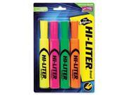 HI-LITER Desk Style Highlighters - AVE24063