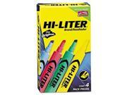 HI-LITER Desk Style Highlighters - AVE17752