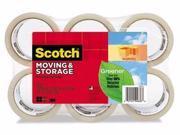 Scotch Greener Moving & Storage Tape - MMM3650G6