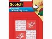 Scotch Removable Wall Mounting Tabs - MMM108