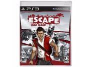 Escape Dead Island Ps3 D1173