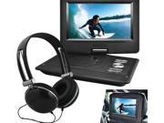 "Ematic 10"" Portable DVD Player Black EPD116BL"