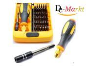 Demarkt  BST-888B 38PCS S2 Precision screwdriver Repair Tool Set For Computer MIbilephone Cell Phone Watch Television Glasses Video Recorder 9SIA3AT16Y9787