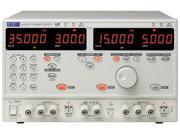 TTi QL564T SII Dual QL564 plus 1-6V/3A Linear Regulated Precision Power Supply 9SIA3C64MH4872