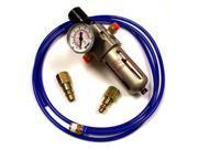 Hakko 999-216-01 Gauge for Air Preparation Kit with Hose, Filter and Regulator 9SIA3C63T03558