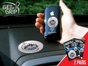 Fanmats 13088 MLB - New York Mets Get a Grip 2 Pack