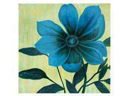 Crestview Blue Petals Canvas Wall Art 9SIA9283K02060