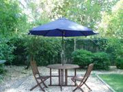 Eagle One Umbrella With Commercial Grade Polyester In Navy