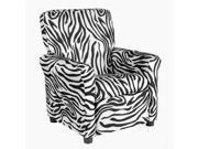 Ace Bayou Zebra Urban Recliner