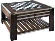 Authentic Models MF005 Game Table, Ivory