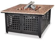 Endless Summer Endless Summer Outdoor LP Gas Fireplaces Black/Lava Rocks GAD1200B
