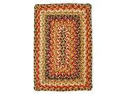 Homespice Kingston Braided Rectangle Placemat - 13 inch x 19 inch [Set of 2] 9SIA00Y44W5598