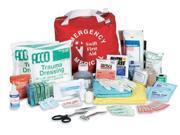 "Swift First Aid 8"" X 8"" X 7"" Standard Emergency Medical Kit"