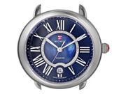 Michele Serein 16 0.11 CT Diamonds Black Dial Swiss Quartz Watch Head MW21B00A0965