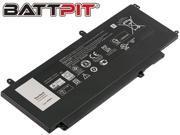 BattPit: Laptop / Notebook Battery Replacement for Dell Inspiron 15 (7548) (7568mAh / 56Wh) 7.4 Volt Li-Polymer Laptop Battery