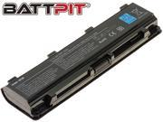 BattPit: Laptop Battery Replacement for Toshiba Satellite C50D-AT01B1 PA5108U-1BRS PA5109U-1BRS PA5110U-1BRS PABAS271 PABAS272 PABAS273