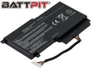 BattPit: Laptop Battery Replacement for Toshiba Satellite L45D, P000573230, PA5107U-1BRS, TB011207-PRR14G01