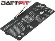 BattPit: Laptop Battery Replacement for Acer AC15A8J, 3INP5/60/80, AC15A3J, KT.00303.017