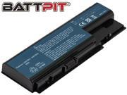 BattPit: Laptop Battery Replacement for Acer Aspire 6920-602G16 3UR18650Y-2-CPL-ICL50 AS07B51 BT.00804.024 ICL50 MS2221