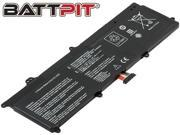 BattPit: Laptop Battery Replacement for Asus VivoBook X201E-KX003H, C21-X202, VivoBook F201E/Q200E/S200E/X201E