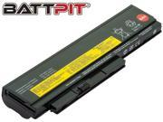 BattPit: Laptop Battery Replacement for Lenovo ThinkPad X230 2325-5NG, 0A36305, 42T4865, 42T4876, 42T4942, ASM 42T4904