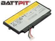BattPit: Laptop Battery Replacement for Lenovo Ideapad U31-70 M500E5US, 3ICP8/60/70, L11L6P01, L11M3P02, Ideapad U31, Ideapad U510