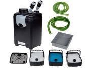 3 Stage External Fish Canister Filter Power Pump For Aquarium Pond Tank 265 GPH 9SIA3G22981167