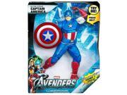 Marvel The Avengers Action Figure - Ultra Strike Captain America 9SIAD245E27756