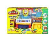 Play-Doh Fun with Food - Meal Makin' Kitchen