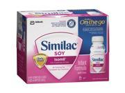 Similac Isomil Advanced Ready to Feed Baby Formula 6-Pack - 8 Ounce