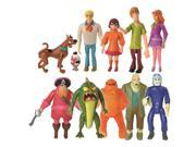 Scooby Doo 10 Pieces - Friends and Foes