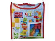 Mega Bloks First Builders Bag - Funny Animals #zMC