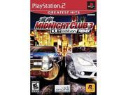 Midnight Club 3: DUB Edition Remix for Sony PS2