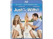 Just Go With It 2-Disc BLU-RAY Combo Pack 9SIA3G618V2735