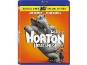 Horton Hears a Who BLU-RAY Disc