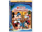 Mickey's Christmas Carol 30th Anniversary Special Edition DVD DVD/Digital Copy 9SIV0UN5W97247