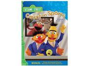 Sesame Street - Count on Sports DVD